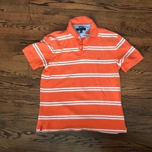 Tommy Hilfiger Men's Polo Large Shirt